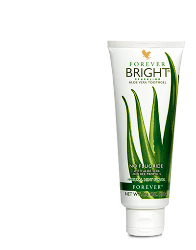 FOREVER BRIGHT TOOTHGEL / Aloe Ever Shield