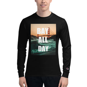 Bay All Day Sink Or Swim X Champion Long Sleeve Shirt