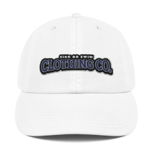 Load image into Gallery viewer, Sink Or Swim Clothing Co. X Champion Dad Cap