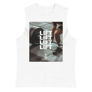 Sink Or Swim Clothing Co. Lift Lift Lift Muscle Shirt
