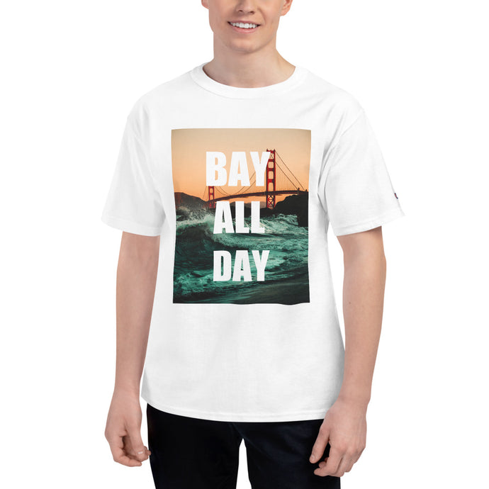 Bay All Day Sink Or Swim X Champion T-Shirt