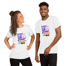Load image into Gallery viewer, Sink Or Swim Clothing Co. Made in the 90's Untitled Paint Cat Short-Sleeve Unisex T-Shirt
