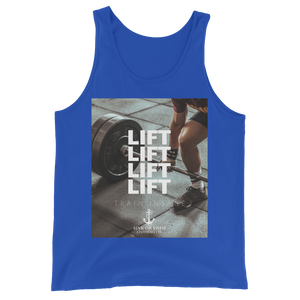 Sink Or Swim Clothing Co. Lift Lift Lift Unisex Tank Top