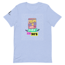 Load image into Gallery viewer, Sink Or Swim Clothing Co. Made in the 90's Gum Short-Sleeve Unisex T-Shirt