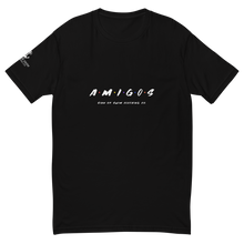 Load image into Gallery viewer, Amigos Sink Or Swim Clothing Co. Fitted Short Sleeve T-shirt