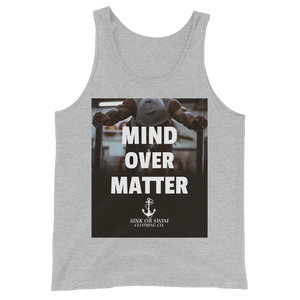 Sink Or Swim Clothing Co. Mind Over Matter Unisex Tank Top