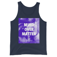 Load image into Gallery viewer, Sink Or Swim Clothing Co. Mind Over Matter Reps Unisex Tank Top