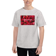 Load image into Gallery viewer, Viva La Roses Sink Or Swim X Champion T-Shirt