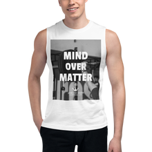 Load image into Gallery viewer, Sink Or Swim Clothing Co. Mind Over Matter You Can Muscle Shirt