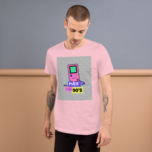 Load image into Gallery viewer, Sink Or Swim Clothing Co. Made in the 90's Game Toy Short-Sleeve Unisex T-Shirt
