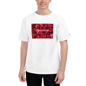 Viva La Roses Sink Or Swim X Champion T-Shirt