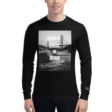 Load image into Gallery viewer, Golden State of Mind Sink Or Swim X Champion Long Sleeve Shirt