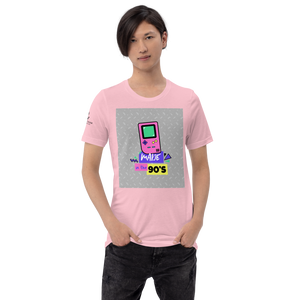 Sink Or Swim Clothing Co. Made in the 90's Game Toy Short-Sleeve Unisex T-Shirt