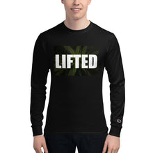 Load image into Gallery viewer, Lifted Sink Or Swim X Champion Long Sleeve Shirt