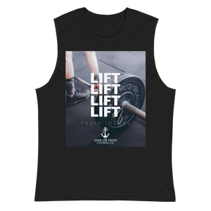 Sink Or Swim Clothing Co. LIFT Muscle Shirt