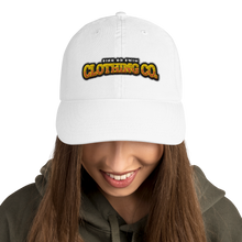 Load image into Gallery viewer, Sink Or Swim Clothing Co. X Champion Gold Dad Cap