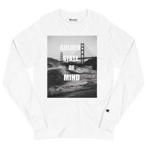 Golden State of Mind Sink Or Swim X Champion Long Sleeve Shirt