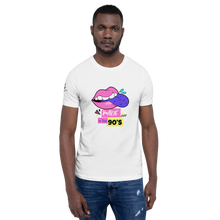 Load image into Gallery viewer, Sink Or Swim Clothing Co. Made in the 90's Fat Lip Short-Sleeve Unisex T-Shirt