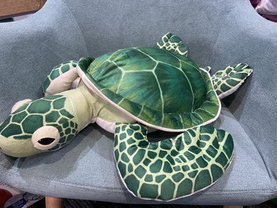 Shelly the Sea Turtle Weighted Toy 2.5kg