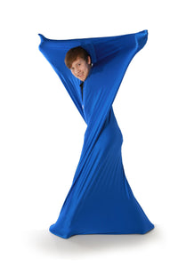 Royal Blue Body Sock Large