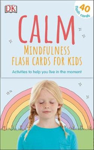 Calm Flash Cards - Mindfulness for Kids