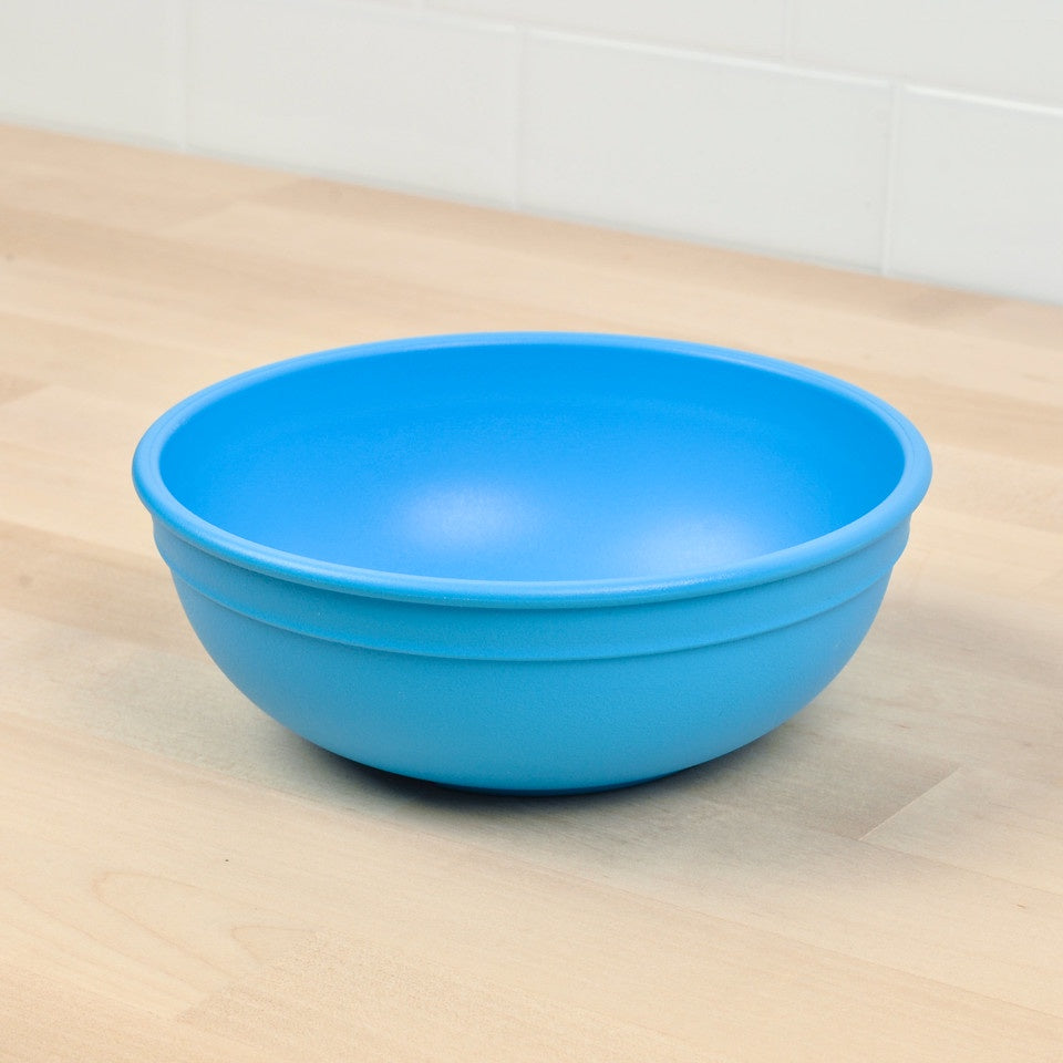 Re-Play Large Bowl Sky Blue
