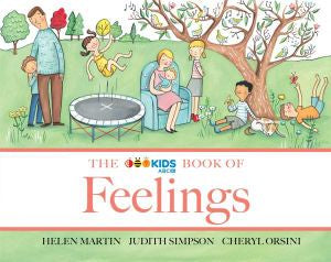 The ABC Book of Feelings - Paperback
