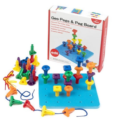 edx education Geo Pegs and Peg Board