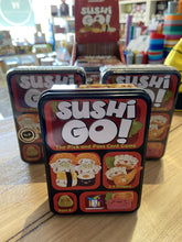 Load image into Gallery viewer, Sushi Go Tin Card Game