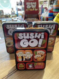 Sushi Go Tin Card Game