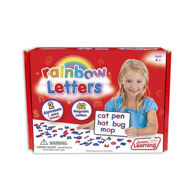 Junior Learning Rainbow Letters - Print