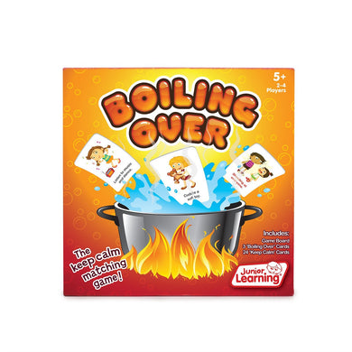 Junior Learning Boiling Over Anger Management Board Game