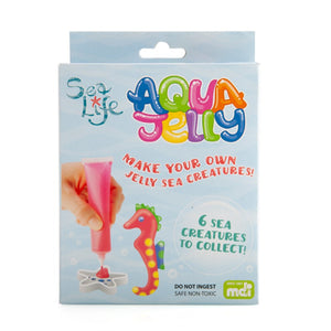 Sea Life Aqua Jelly Moulds
