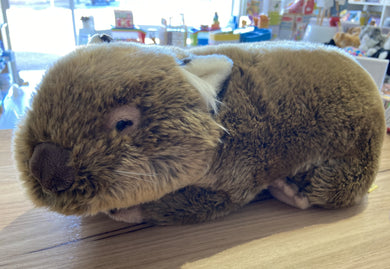 Nugget the Wombat - Weighted toy 2kg