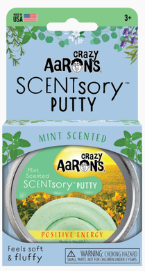 Crazy Aaron's Thinking Putty: Positive Energy - Mint Scented
