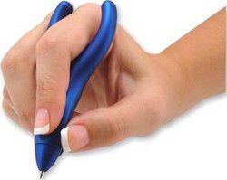 Pen Again Ergosoft Pen Blue with 2 refills