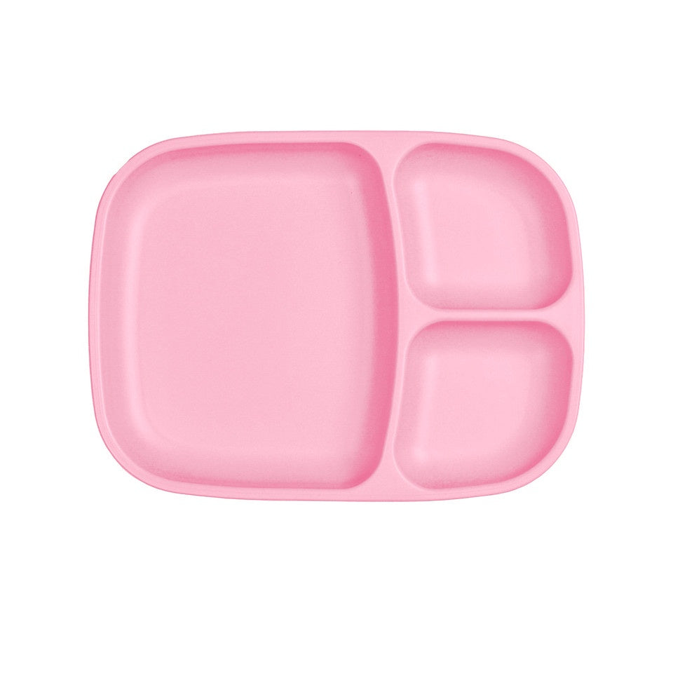 Re-Play Divided Tray Baby Pink