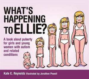 What's Happening to Ellie?  by Kate Reynolds