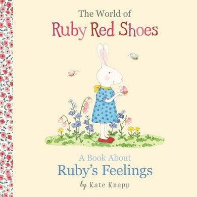 A Book About Ruby's Feelings by  Kate Knapp