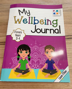 My Wellbeing Journal School Years 3-4