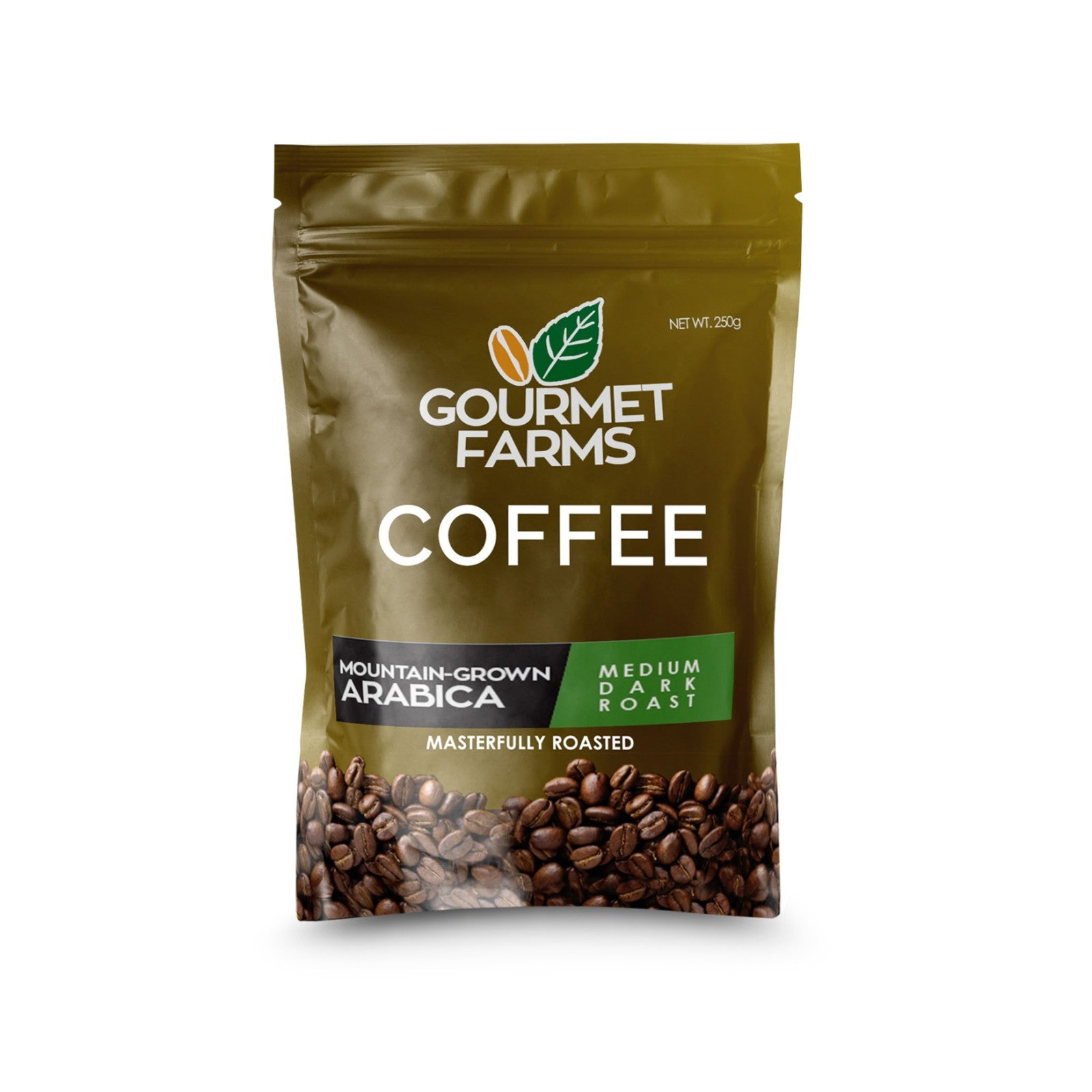 Mountain Grown Arabica Coffee - Go! Salads Grocer