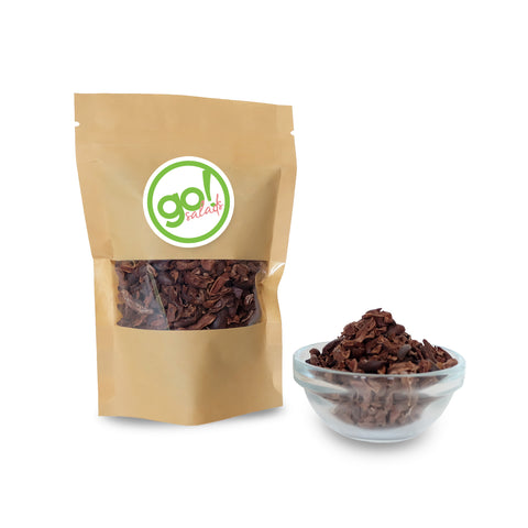 Raw Cacao Nibs - Go! Salads Grocer