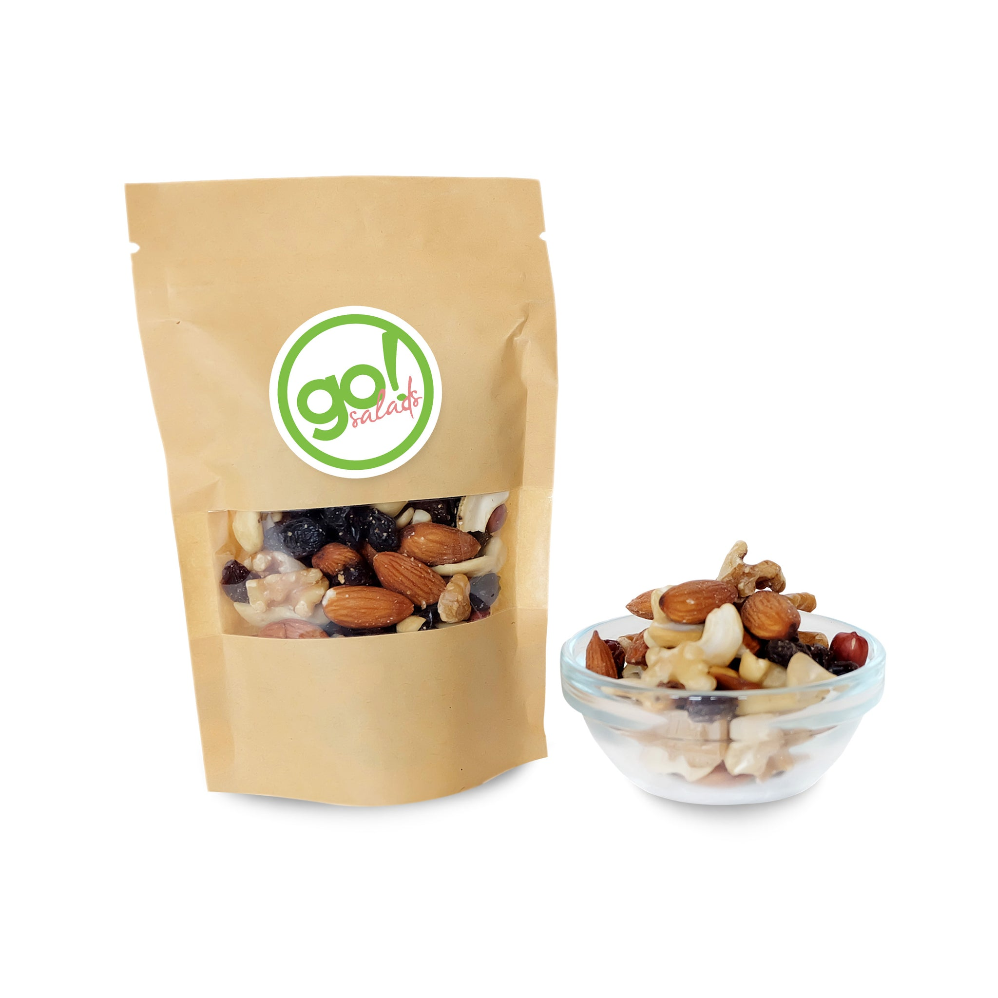 Trail Mix - Go! Salads Grocer
