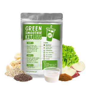 Breakfast Smoothie Kit - Go! Salads Grocer