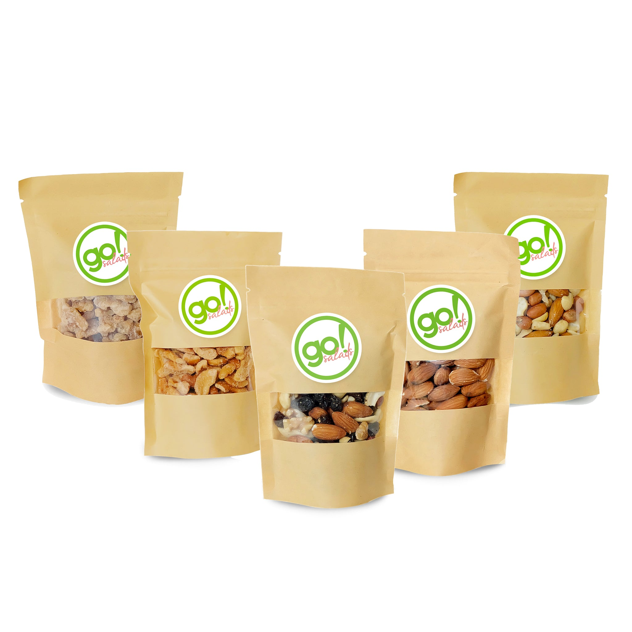 Energy Nuts Bundle - Go! Salads Grocer