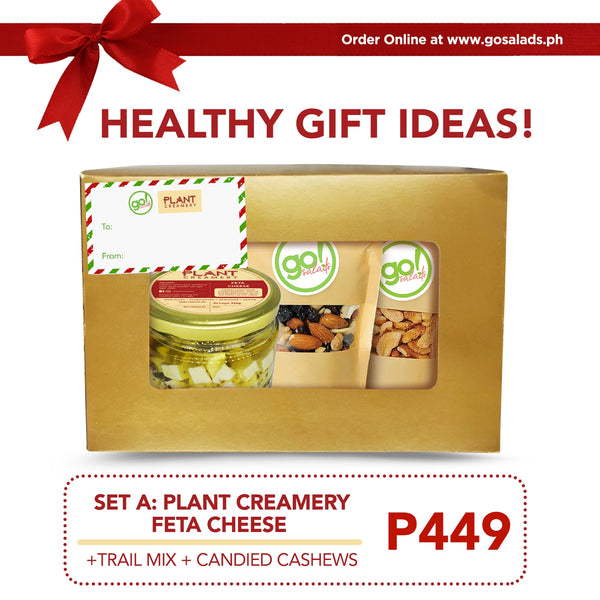 Plant Creamery Feta Cheese Gift Box - Go! Salads Grocer