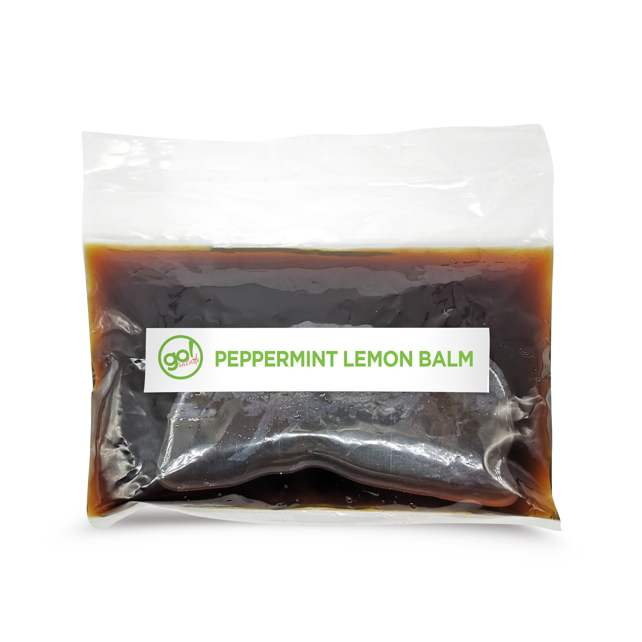 Peppermint Lemonbalm Concentrate - Go! Salads Grocer