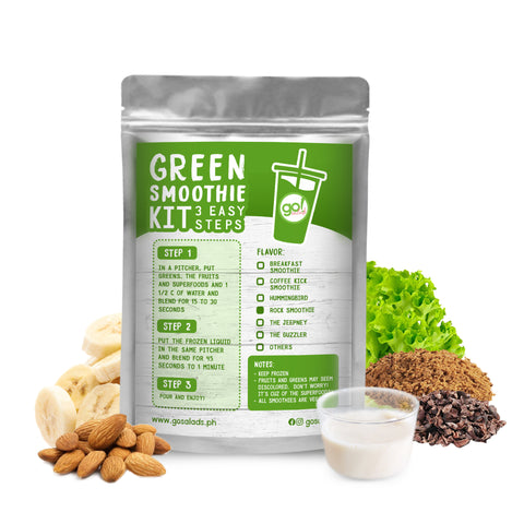 Rock Smoothie Kit - Go! Salads Grocer