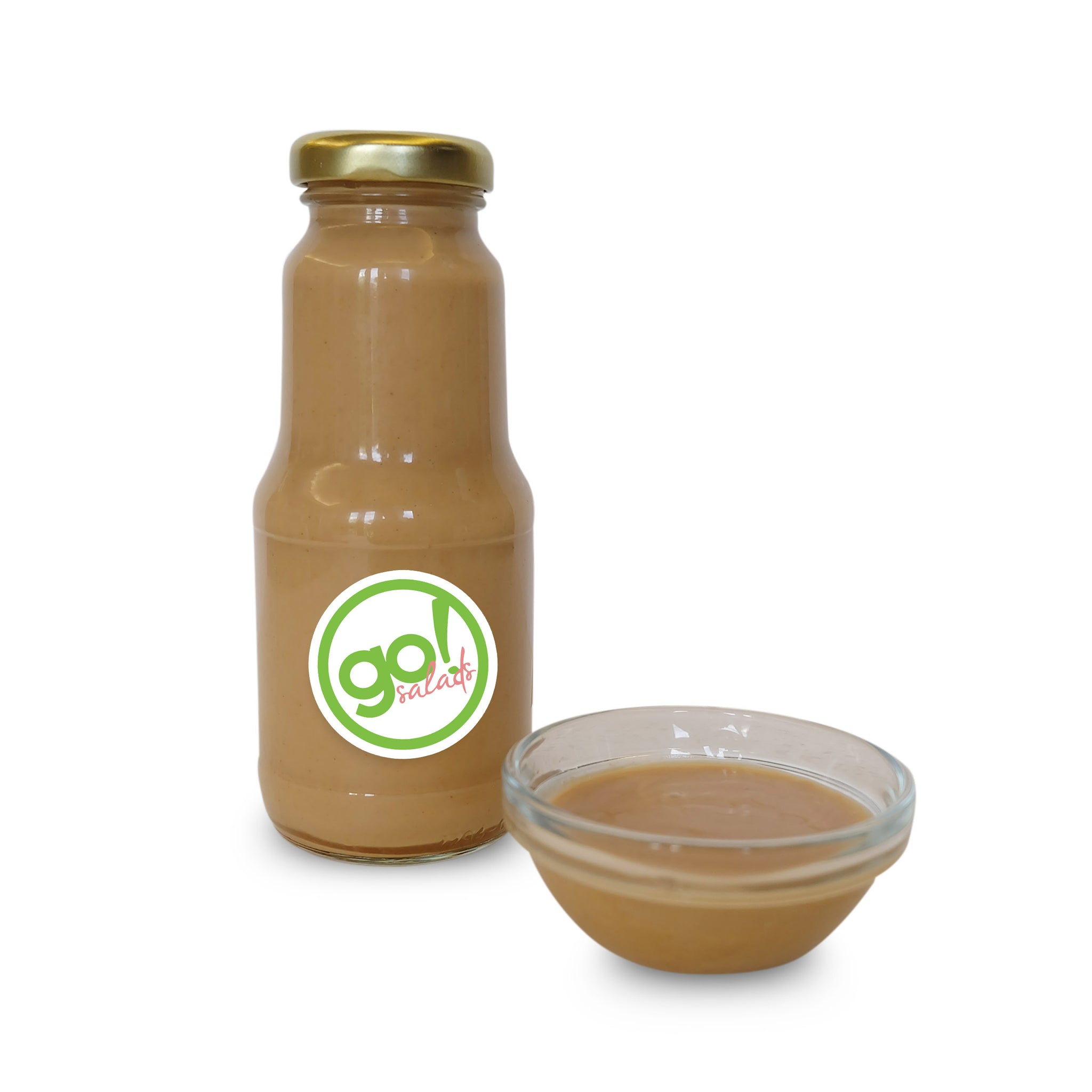 Asian Peanut Dressing - Go! Salads Grocer