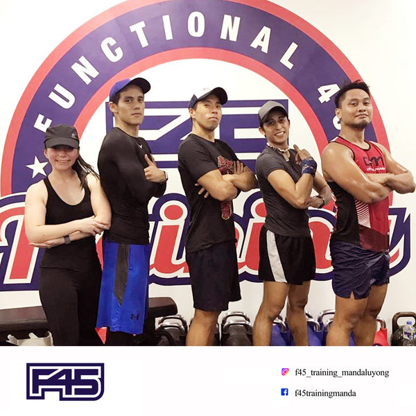 P1,899 worth of Unlimited access to F45 online classes and 3 classes (in-studio) with FREE DELIVERY of 3 Smoothies and 2 Farm Fresh Salads of your choice - Go! Salads Grocer